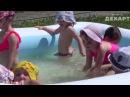 Наши дети очень любят купаться! Бассейн в садике.