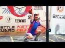 Johny Benidze - 123 snatches of 32 kg KB right hand in 640 / Джони Бенидзе