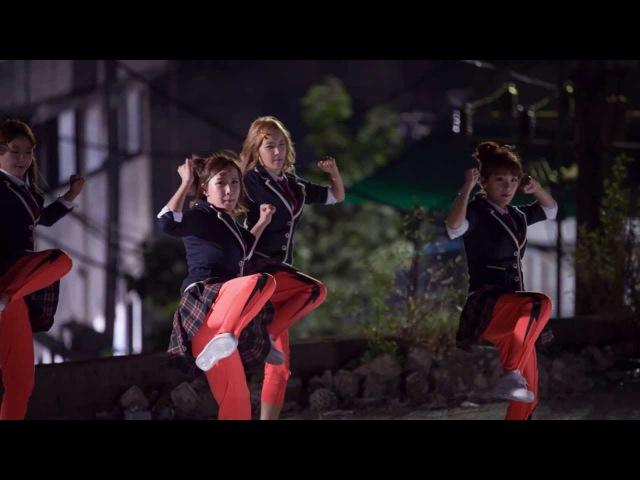 Crayon Pop-Dancing Queen 2.0 MV(크레용팝 댄싱퀸2.0 뮤직비디오)