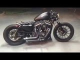2013 Harley Davidson Custom Iron Sportster - Sail