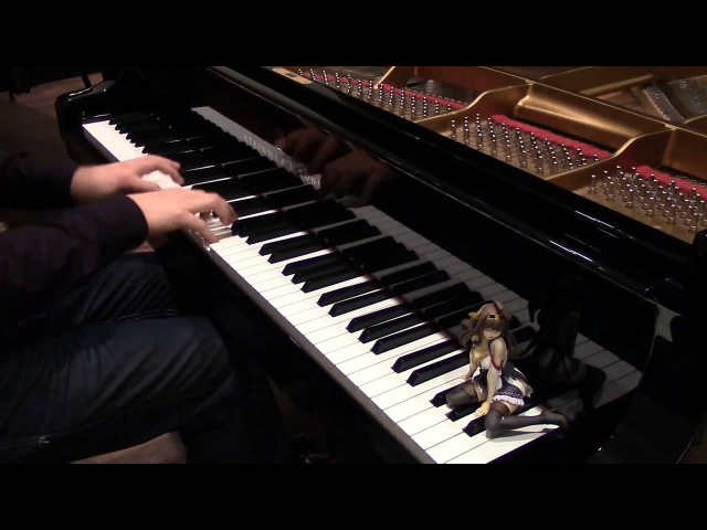 Fubuki Kantai Collection ED piano