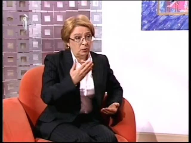 Алла Шилина врач диетолог) эксперт Гербалайф Жиромер (ТВ программа Красотка)