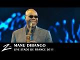 Manu Dibango - Stade de France - LIVE