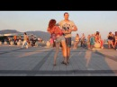 Красивый танец Хастл Dance Drive