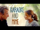 Karaoke and mime Doctor who