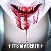 ✝ It's my death ✝