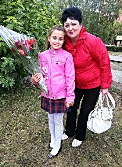 Валюшка Наташкина