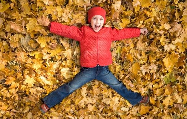 Картинки по запросу дети осень
