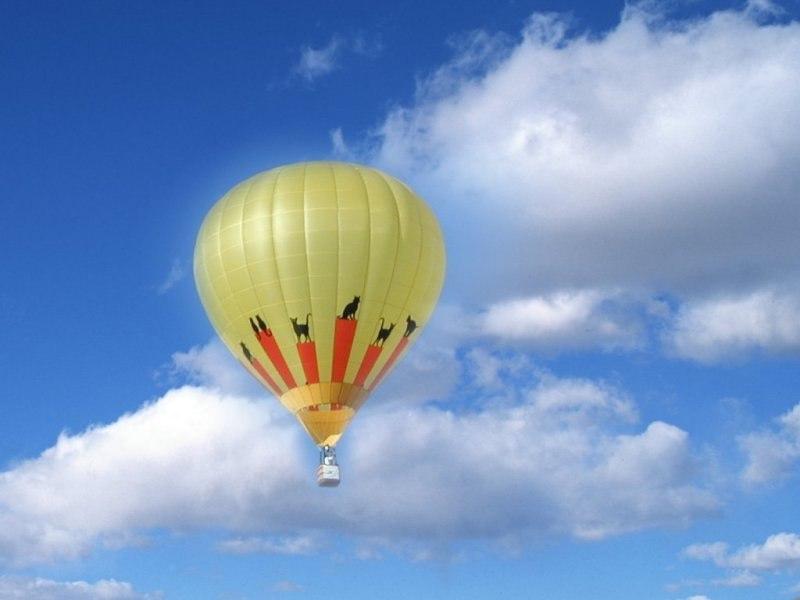 Года, анимация воздушный шар картинки