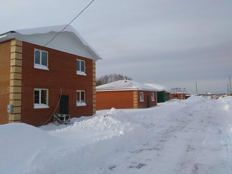 Несколько домов в Томском районе снесут, как мешающие газопроводу  «Газпрома».