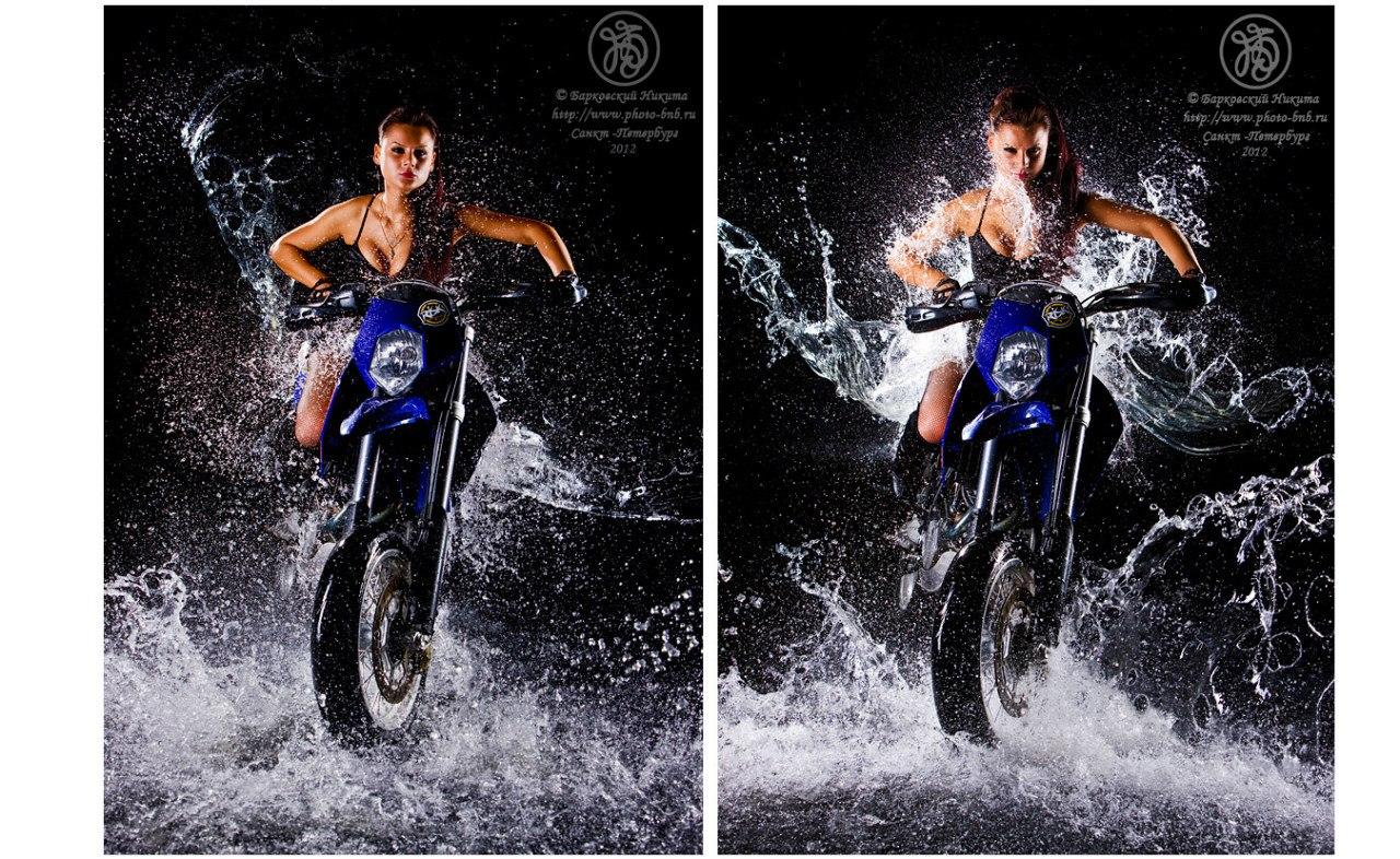 фотостудии с мотоциклом спб раскрутке