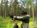 Стрельба из пистолета GLOCK 18C