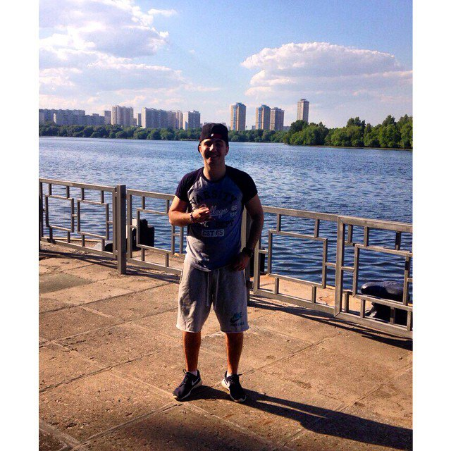 Сейран Мамадалиев   Москва