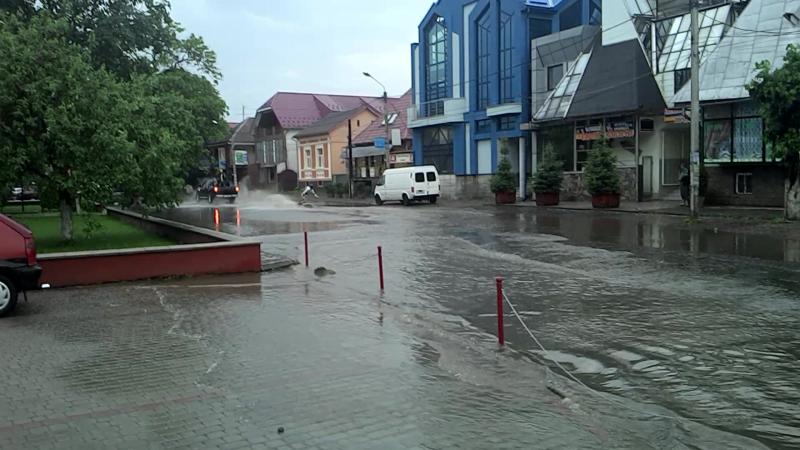 Вейкбординг в Тячеві:)