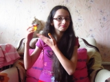 ILike за Август - Помада - Kiki , Духи - City Funny lovely , Бархатные Ручки!