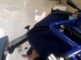 первое знакомство с роботом крутящим педали