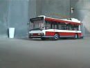 Trolleybus _ Model trolejbusu Škoda 22Tr