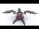 LEGO Chima 70141 Vardys Ice Vulture Glider review! Summer 2014