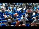 """Анжи-Зенит.Исламские нелюди из догестанского """"ОМОНа"""" избивают болельщиков """"ЗЕНИТа"""",женщин и детей за то что Кержаков забил гол.."""