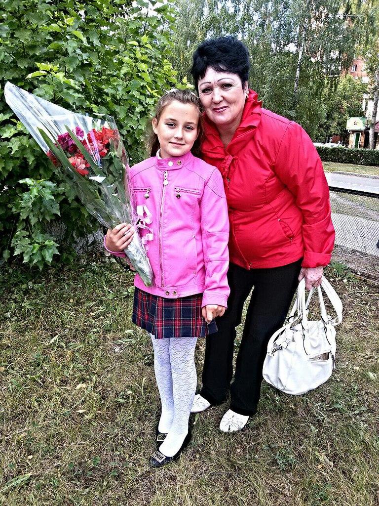 Валюшка Наташкина - фото №1