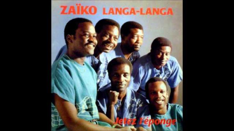 Zaiko Langa Langa (Zaire) - Medley (SOS Maya, Zizita, Kabobo, Pa Oki, Baniongo, Anzele Muambu)