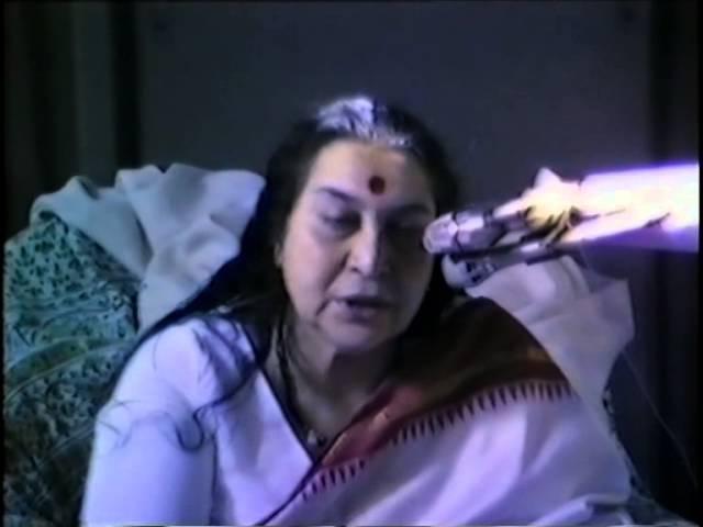 Гуру Пурнима, семинар 1983 - Лекция Шри Матаджи