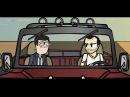 Grand Theft Auto V - Animated Parody
