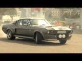 Реставрация и ремонт Mustang GT500 Eleonora