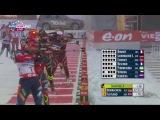 Биатлон Кубок мира 2013 - 2014  Этап в Эстерсунде, Швеция  Женщины Преследование