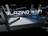 Blazing fast Tri-band 3200Mbps Wireless Router - Archer C3200