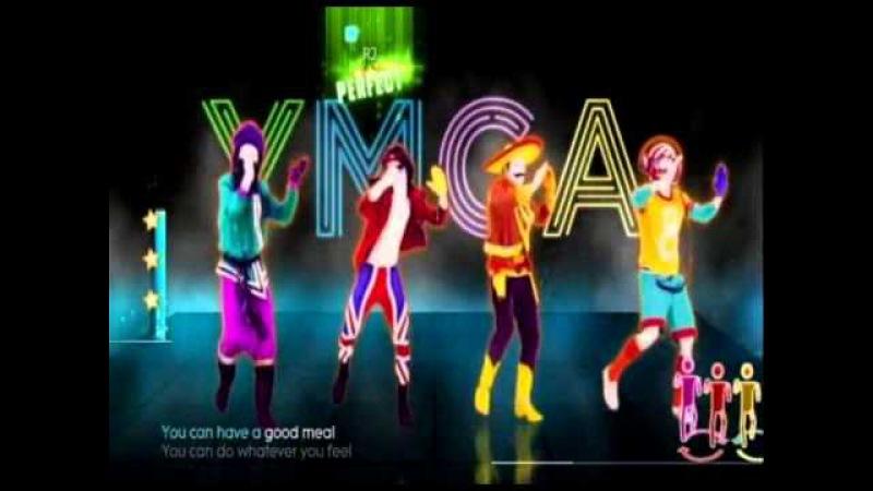 Just Dance 2014 YMCA 5 STARS