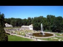 Travel to Russia, St Petersburg, Peterhof, fountains at Petrodvorets, musical,