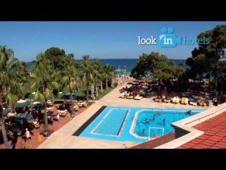 Lookinhotels Club Boran Mare Beach HV-1 (Клуб Боран Маре Бич) - Kemer, Turkey (Кемер, Турция)