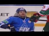 КХЛ (Континентальная хоккейная лига) Моменты из матчей КХЛ сезона 1415 Удаление. Евгений Медведев (Ак Барс) получил две штрафных минуты за удар клюшкой 01.01