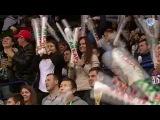 КХЛ (Континентальная хоккейная лига) Моменты из матчей КХЛ сезона 1415 Гол. 50. Бодров Евгений (Ак Барс) завершил игру с партнером в стнеку заброшенной шайбой 01.01