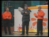 КВН  КВН Высшая лига (2000) финал - Уральские пельмени - Приветствие