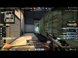 Titan vs Dignitas Game 1 (CEVO-P CS:GO Season 8) - Helium & Launders