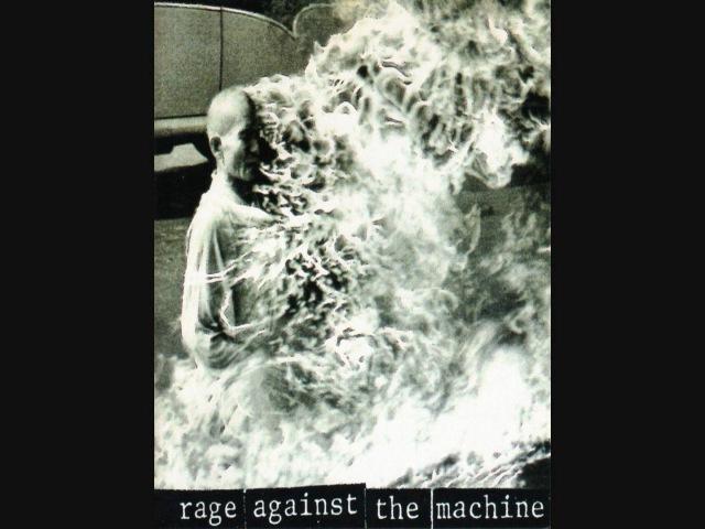 Rage Against The Machine Wake Up