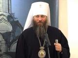 В Челябинске открылась выставка икон из музея имени Андрея Рублева (сюжет информационно-издательского отдела епархии)