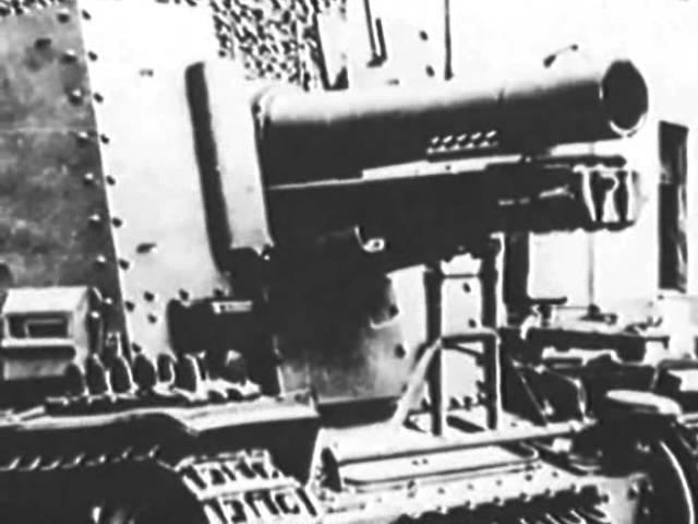 Die Deutschen Panzer. Self Propelled Weapons. САУ. 7 серия