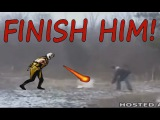 Mortal Kombat Troll - Canal Faz Teu Nome