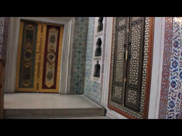 Гарем во дворце Топкапы Стамбул Istanbul kukmor lj жж