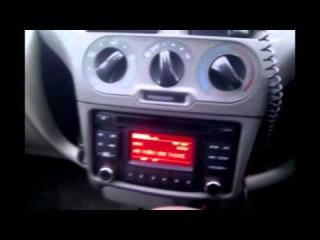 Конкурсное видео N7. Установка альтернативной двухдиновой магнитолы взамен штатного радио.