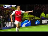 18.10.2015 | «Уотфорд» 0-3 «Арсенал» | Обзор матча