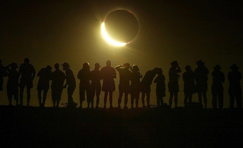 20 марта белорусы смогут увидеть крупнейшее за 16 лет солнечное затмение