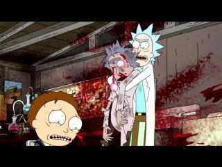 Рик и Морти 1 сезон 6 серия Rick And Morty (тленная концовка)