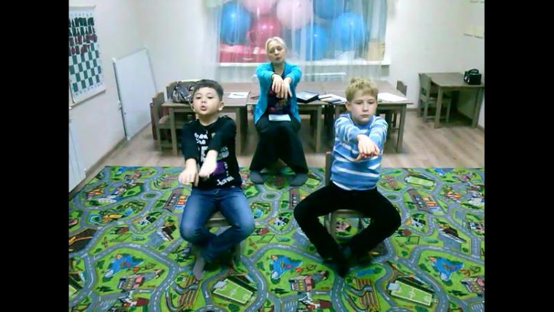 Актерское мастерство в детском клубе СЁМА Блок радиожурналистика