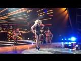 Britney Spears -  Crazy (Live @ Piece of Me) 18 апреля 2015