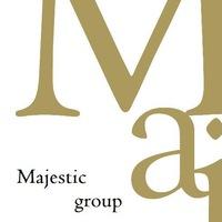 Логотип MAJESTIC GROUP