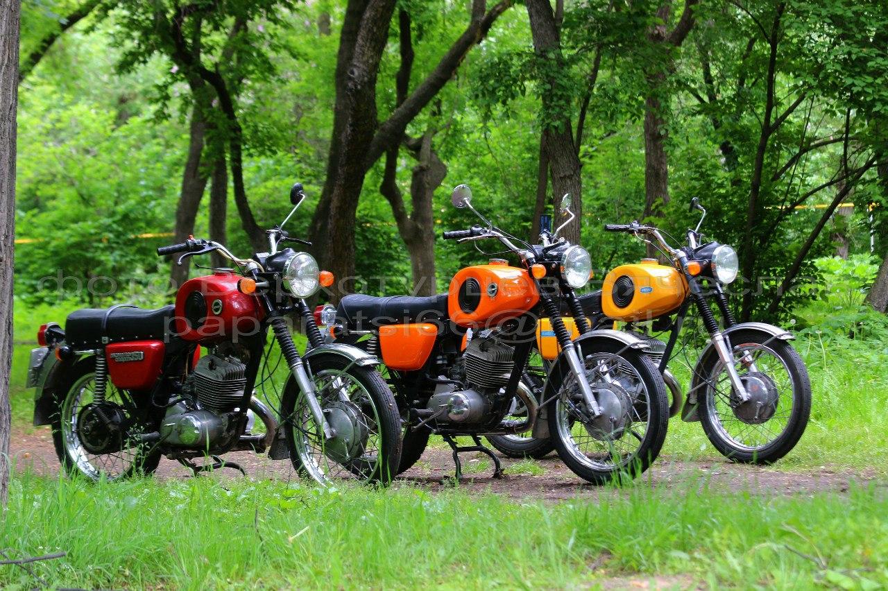 Мотоцикл Планета спорт фото #10
